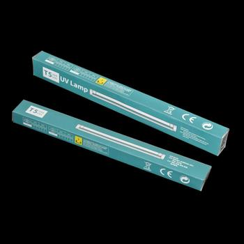 8w 6w germicidal light t5 tube uvc sterilizer kill dust mite eliminator uv quartz lamp for bedroom /hospital