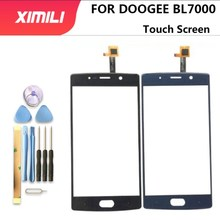 Touch-Screen Doogee Bl7000 Glass Original New for Bl7000--Tools Adhesive 100%Guarantee