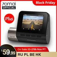 70mai-Cámara de salpicadero inteligente Pro Plus para coche, 70mai Plus, DVR con GPS incorporado, velocidad coordinada de 1944P, aparcamiento 24 horas, A500