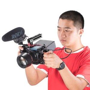 Image 5 - SmallRig מצלמה Rig הר עבור Samsung T5 SSD עבור Blackmagic עיצוב כיס קולנוע מצלמה 4K / 6K SmallRig כלוב 2245