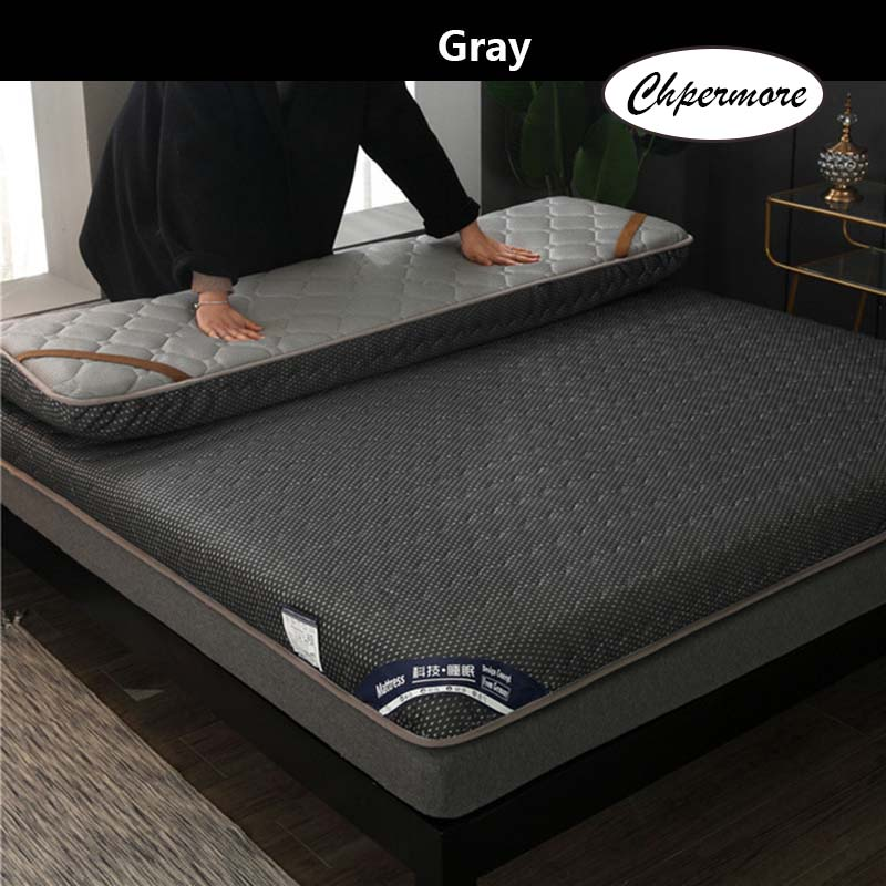 Image 5 - Chpermore New double sided breathable Mattress Thickened student Tatami Foldable Mattressess  For King Queen Twin Full Size-in Mattresses from Furniture