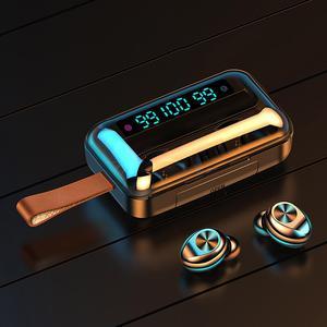Wireless Earphone F9-11 TWS Waterproof Bluetooth 5.0 Smart 9D Stereo Earphones for Phone Mobile phone accessories 2020