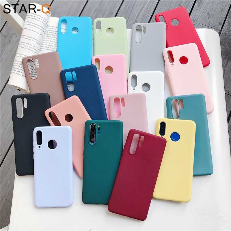 honor 20s russia candy color silicone case for huawei honor 20 pro view 20 s nova 5t matte soft tpu back cover honor20 lite