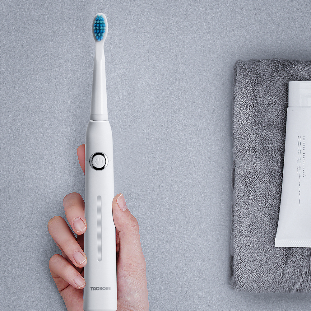 Image 5 - U1 Ultrasonic Electric Toothbrush Replacement Heads USB Rechargeable Sonic Electroic Toothbrush Timer Tooth Brush Oral Hygiene-in Electric Toothbrushes from Home Appliances