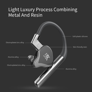 Image 4 - KZ E10 TWS Wireless Bluetooth 5.0 Earphones Hybrid HIFI Bass Earbuds Headset Sport Noise Cancelling Earphones
