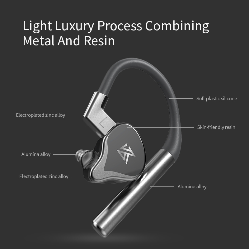 Image 4 - KZ E10 TWS Wireless Earphones Bluetooth 5.0 Earphones Hybrid HIFI Bass Earbuds Headset Sport Noise Cancelling Earphones-in Earphones from Consumer Electronics