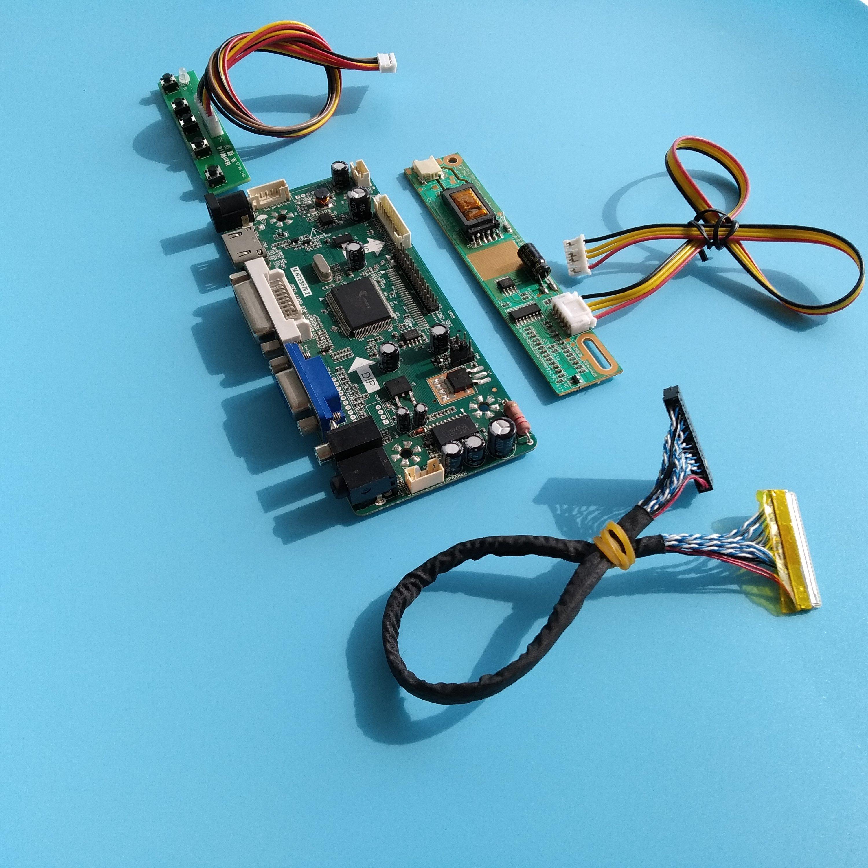 For 30pin LTN154X3-L01/L01-H LTN154X3-L03/L04 1280X800 Panel Screen HDMI DVI DIY VGA Aduio Controller Board LCD LED