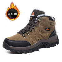 zapatos de hombre TULUO mujeres hombres zapatos de senderismo zapatos de botines para exterior Militar mantener botas para invierno cálido (psicologia hombre zapatos Merrell botas senderismo