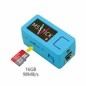 Image 2 - Новое поступление M5Stack! StickV K210 AI Camera 64 битная фотовспышка с чипом 16M ST7789 IPS LCD