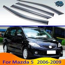 Saute vent pour MAZDA 5 Mazda 5 2 CW avant-Facelift 2010-2013 Van Kombi 5 porte avant