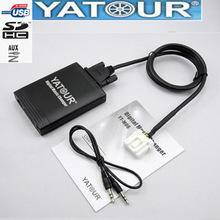 Yatour für Mazda 2 3 6 CX7 RX8 MPV Auto Mp3 Player USB Adapter Audio MP3 AUX Bluetooth interface Digital CD Wechsler Yt-m06