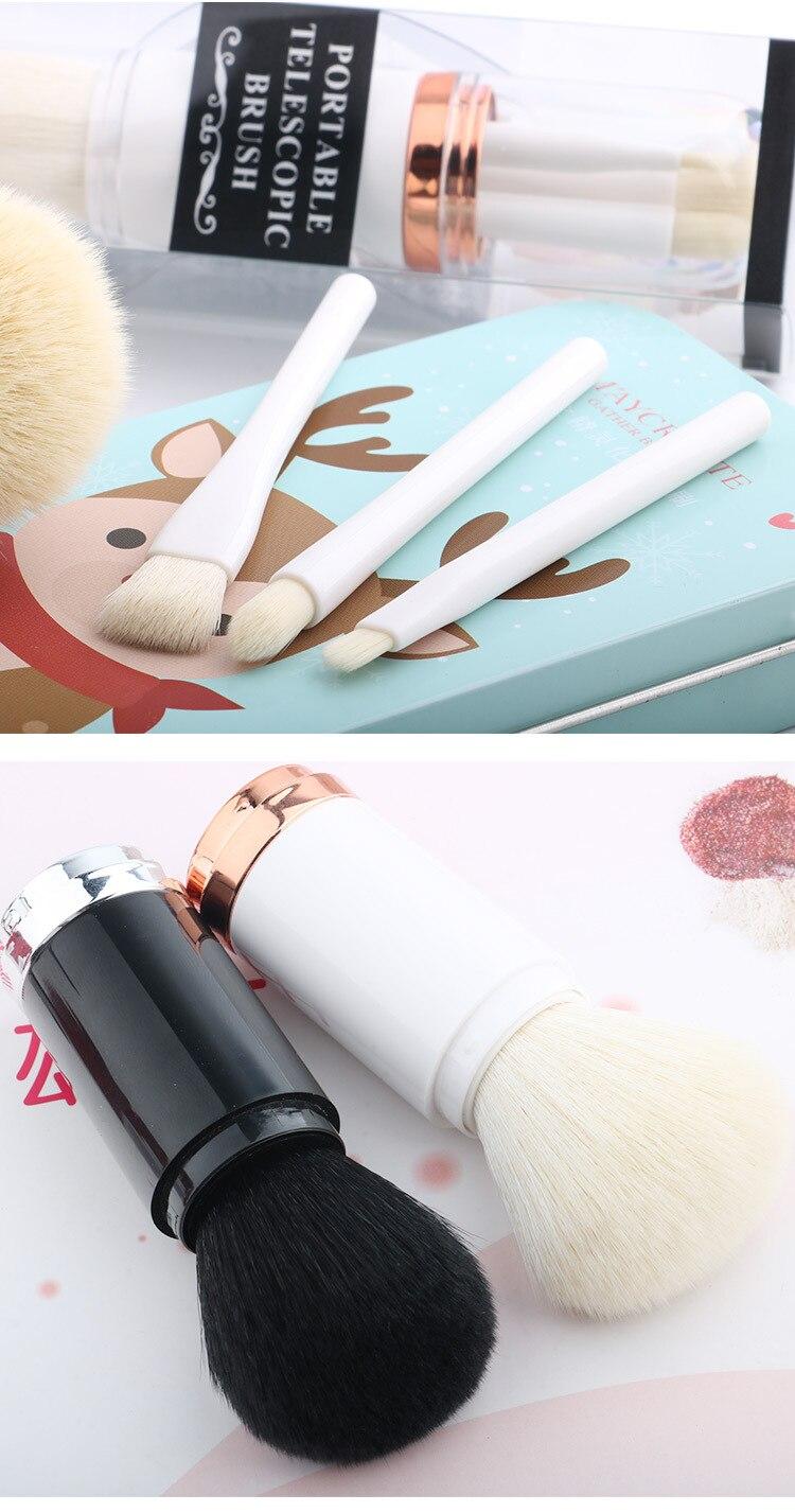 fibra sintética maquiagem ferramentas cosméticas ha1945