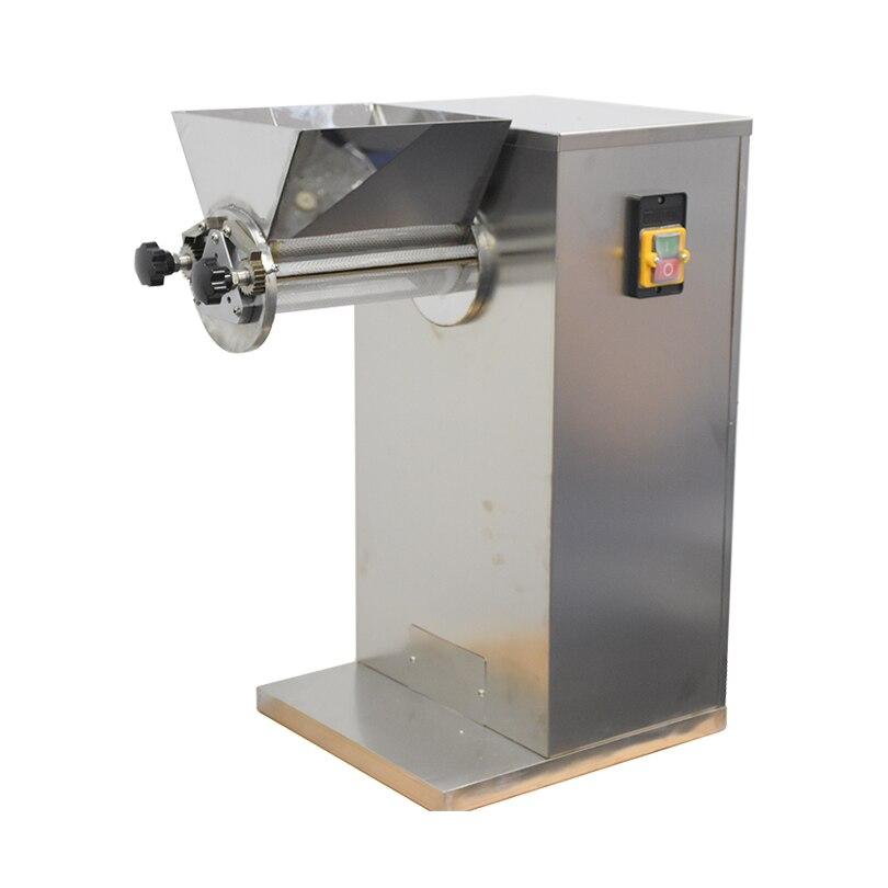 YK Тип Осциллирующий гранулятор, мини лабораторный Роторный Гранулятор YK60