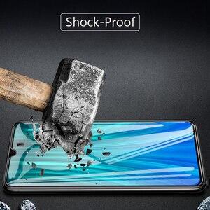 Image 3 - Capa protetora de vidro temperado lainergie, para xiaomi redmi note 8 pro, cola completa, 9h à prova de choque note8 note 8 pro vidro