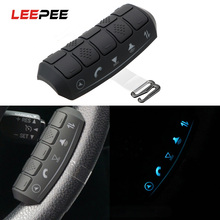 LEEPEE Multi Function Wireless ControllerรถวิทยุDVD GPS Playerพวงมาลัยรถรีโมทคอนโทรล