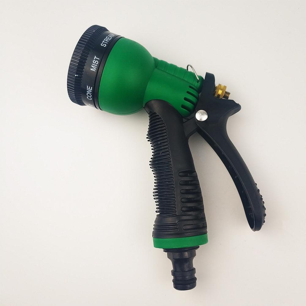 Eight Feature Car High Pressure Car Washing Gun/Garden Flower Watering Gun Telescopic Pipe Water Gun/Vehicle Cleaning Tool
