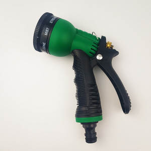 Watering-Gun Car Telescopic-Pipe Cleaning-Tool Eight-Feature Car-Washing-Gun/garden-Flower