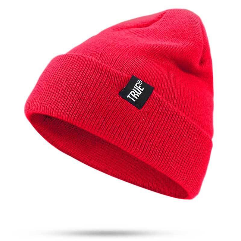 2020 New Casual Beanies For Men Women Winter Hat Warm Knitted Cap Bonnet Skullies Hedging Cap Men