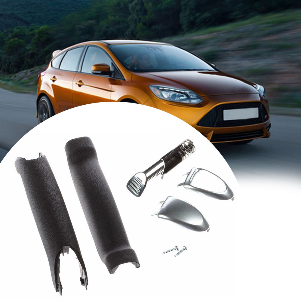 1774992 Grip Handle Easy Install Stop Car Parking Tools Repair Kit Hand Brake Soft Feel Stable Accessories For Ford S Max in Handbrake Switches from Automobiles Motorcycles
