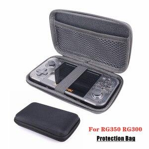 Image 4 - ANBERNIC Schutz Tasche für Retro Spiel Konsole RG350 tasche Version Spiel Player RG 350 tasche Handheld Retro Spiel Konsole
