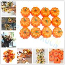 Wedding-Decoration Craft Halloween Pumpkin Vegetable Simulation-Halloween Fake Home-Party