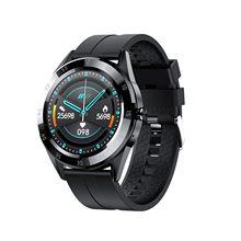 Y10 özel Watchfaces akıllı saat iş adamları için HD yuvarlak ekran IP68 su geçirmez nabız monitörü Smartwatch смарт часы