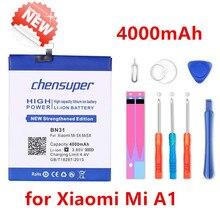 Для Xiaomi Redmi Note 2 Mi 5 5S 5X Mi5 Mi5S Mi5X Батарея BM49 BM45 BM22 BM36 BN31 высокое Ёмкость Замена литий-ионные аккумуляторы