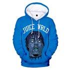 New Juice Wrld Hoodi...