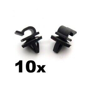 10x для кабеля транспортного средства и жгута проводов зажимы-для маршрутизации в моторном отсеке/в автомобиле 1 заказ