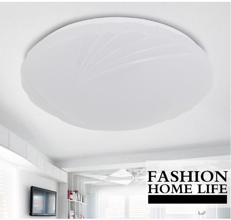Luminária led moderna para teto, para quarto,