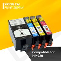 Voor Hp Compatibele Inkt Cartridges Voor Hp Deskjet 920 6000 6500 7000 7500A Printer Volledige Voor HP920 Xl 920XL Cartridge voor HP920XL