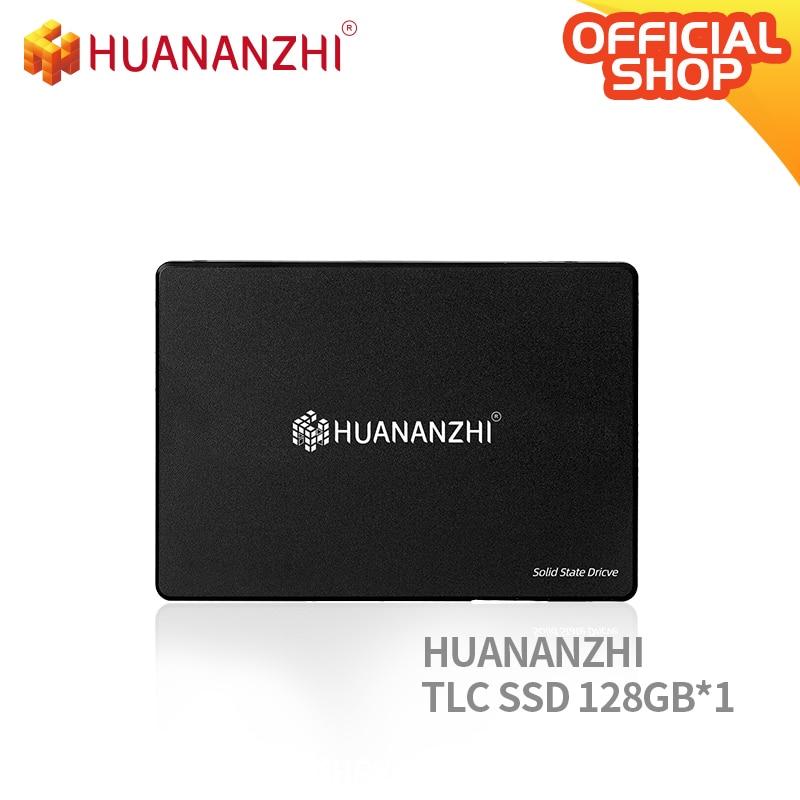 HUANANZHI – disque dur interne SSD, SATA, 120 pouces, avec capacité de 128 go, 240 go, 256 go, 480 go, 512 go, 960 go, 2.5 go, pour ordinateur portable