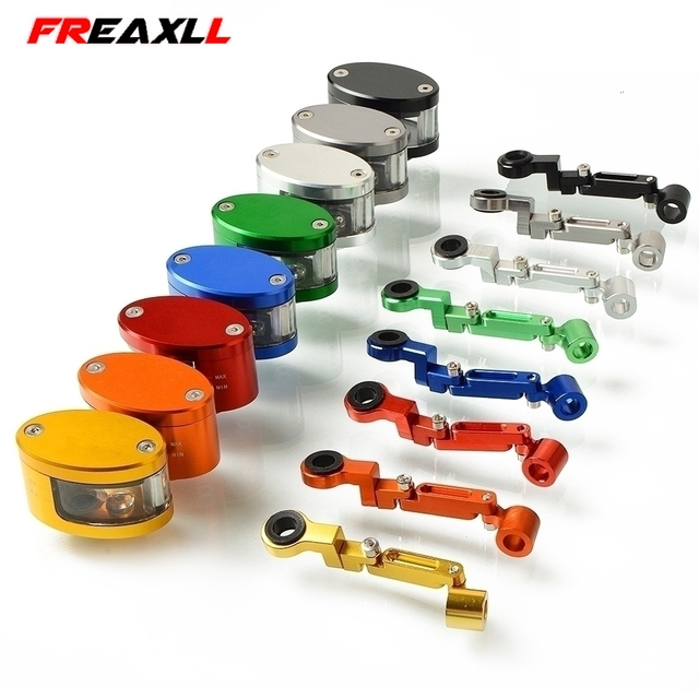Motorcycle part Front bottle Reservoir Brake Cylind Oil Fluid Cup For Yamaha YZF R6 1999 2000 2001 2002 2003 Honda CBR600