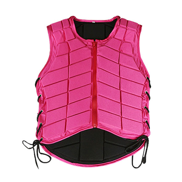 Safety Riding Vest Equestrian Protective Gear Waistcoat for Youth  4