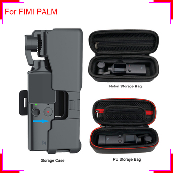 Protable Storage Carrying Case for FIMI PALM Pocket Gimbal Camera Professional Bag Accessories Wholesales - discount item  33% OFF Camera & Photo