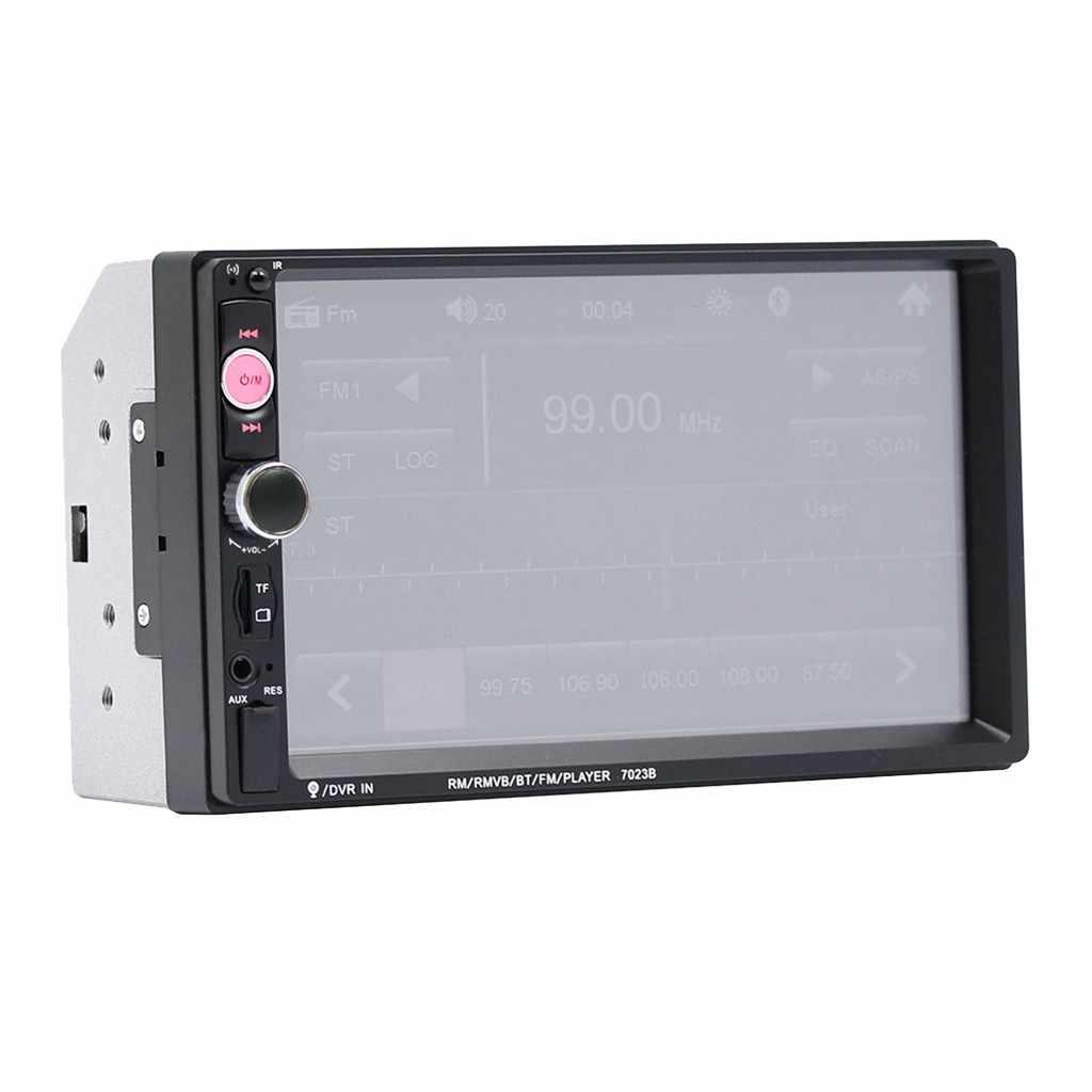 SWM-7023B מולטימדיה לרכב אודיו נגן סטריאו 7 אינץ מסך HD MP5 BT נגן FM