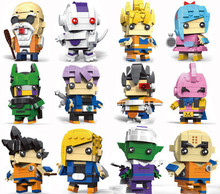 2019 Funko Pop Dragon Ball Super Action Figures Goku Vegeta Kids Christmas Gifts God Building Block Super Saiyan Model Boy Toys