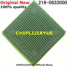 1-10PCS 100% New 216-0833000 216 0833000 IC Chip BGA Chipset