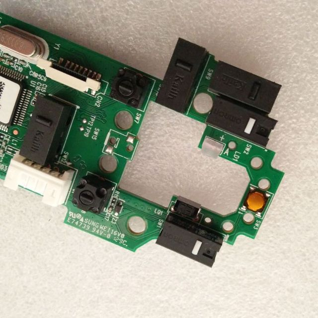 Repair Parts Mouse Motherboard Mouse Circuit Board for Logitech G502 RGB Edition Mouse 4