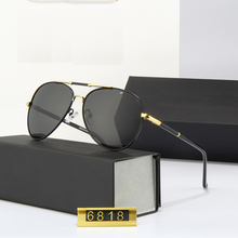New Police Polarized Sunglasses Men Retro Men Sunglasses Sun