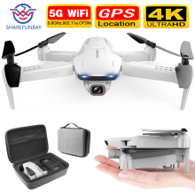 SHAREFUNBAY drone S162 GPS 4K HD 1080P 5G WIFI FPV Quadcopter flight 20 minutes