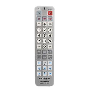 Image 1 - Универсальный обучающий пульт дистанционного управления ler Chunghop L309 для TV/SAT/DVD/CBL/DVB T/AUX большие кнопки копия