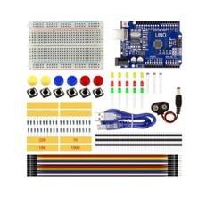 Arduino R3 UNO R3 стартовый Обучающий набор R3 Улучшенная плата набор простой комплект