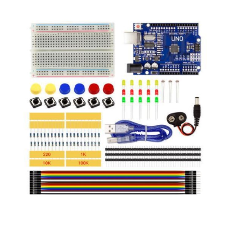 Arduino R3 UNO R3 Starter Learning Kit R3 Improved Board Kit Simple Kit