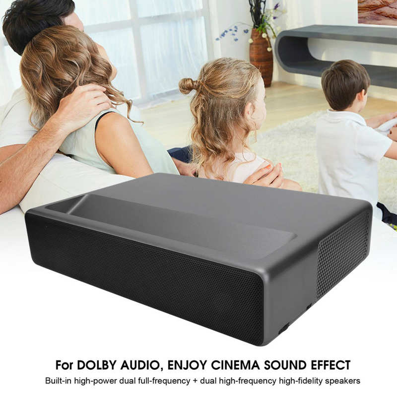 Full high definition 4K XM Ecosystem WEMAX ONE PRO ALPD 7000 ANSI LM Ultrashort Home Theater Projector 200 240V|Projector Accessories| - AliExpress