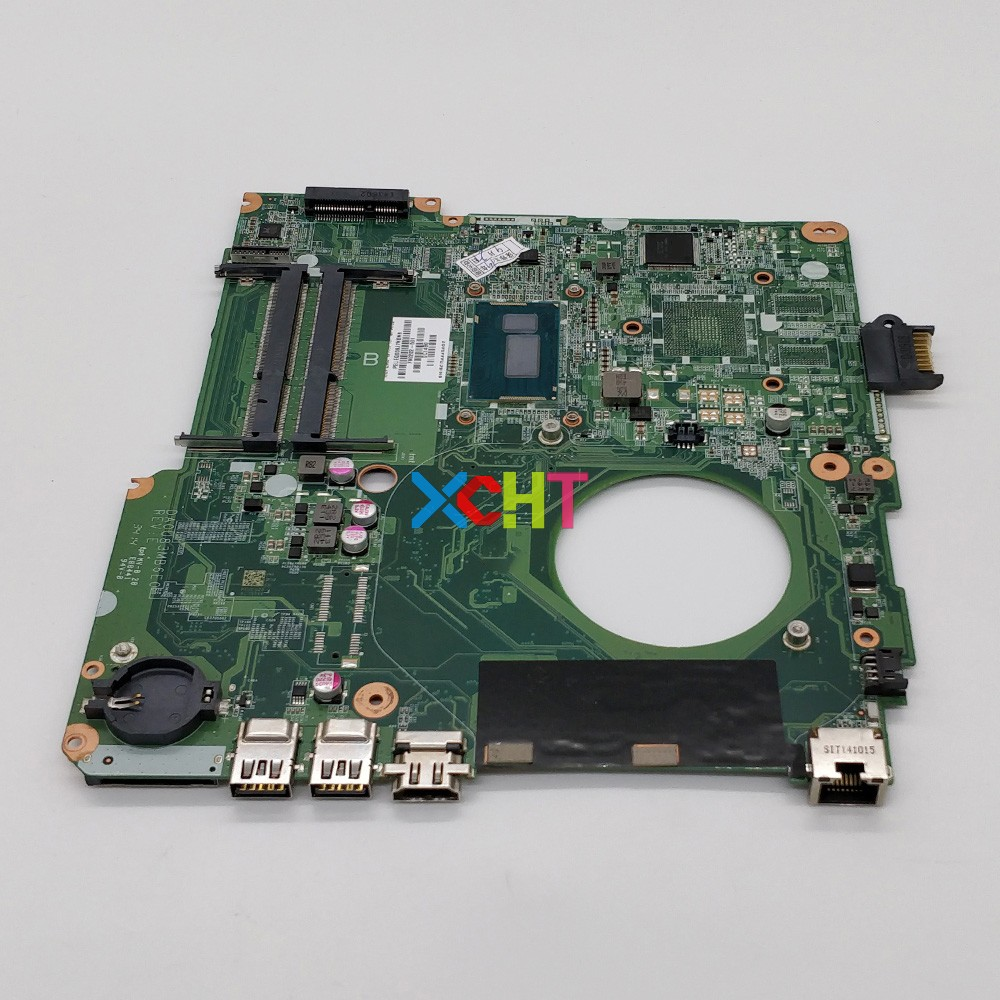 for HP 15 F018DX 15 F019DX 15 F162DX 790202 501 DA0U83MB6E0 UMA i3 4030U Laptop Motherboard Mainboard Tested working perfect in Laptop Motherboard from Computer Office