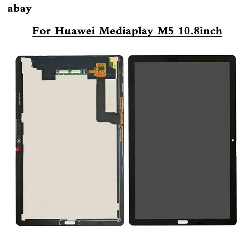 High Quality For Huawei Mediapad M5 Pro 10.8'' CMR-AL19 CMR-W19 CMR-W09 LCD display touch screen digitizer assembly Replacement