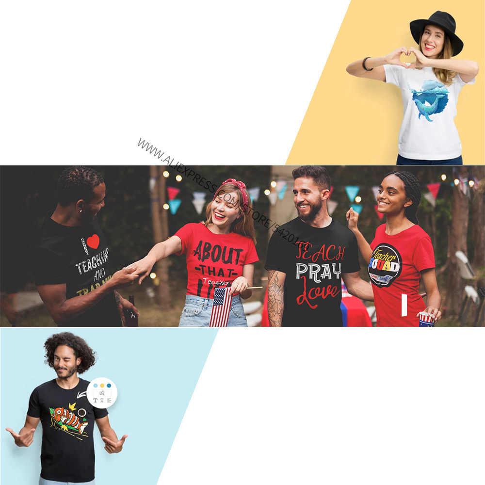 Pennywise style design t shirt man lato topy koszulki z krótkim rękawem O-neck wygodny T-shirt biała koszulka na co dzień