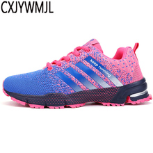 CXJYWMJL Women Sneakers Men Running Shoes Unisex Casual Fashion Outdoor Sneaker Couple Sports Gym Shoe Sport Trainers 6857