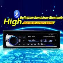12V Auto Radio Stereo-Player Digital Bluetooth Auto MP3 Player 60Wx4 FM Radio Stereo Audio Musik JSD-520 Mit In dash AUX Eingang